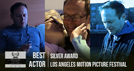 Short Film Best Actor - Silver Award - Los Angeles Motion Picture Festival