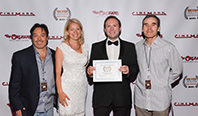 "ABC6 News - Arek Zasowski Wins Best Inspirational Short Award with ""Let Go: The Prelude"" at the 2019 Silver State Film Festival in Las Vegas, NV"
